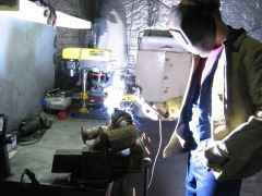 Дуговая электросварка